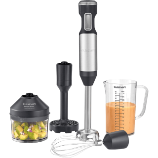 Cuisinart Vari-Speed Hand Blender w/ Potato Masher Attachment (CSB-100)