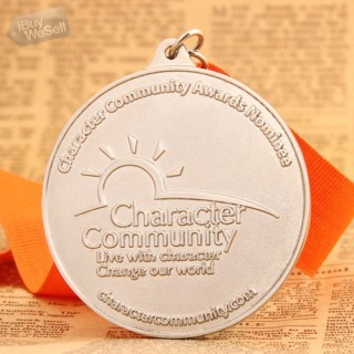 Custom Made Medals | Character Community Custom Medals