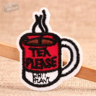 Custom Patches | A Cup Of Tea Custom Patches | GS-JJ.com ™ | 40% off