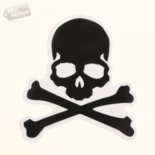 Custom Stickers | Toxic Substances Logo Custom Stickers | GS-JJ.com ™