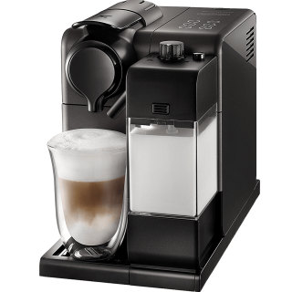 DeLonghi EN550 Lattissima Touch Espresso Machine (Matte Black) - EN550BK1