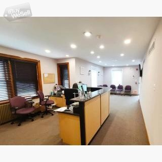 Dental Practice with Real Estate for sale 1,730 sqft (Pennsylvania ) Philadelphia