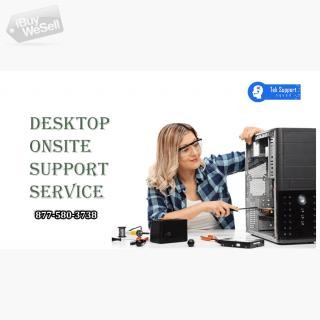 Desktop Onsite Support Houston