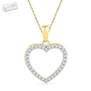 Diamond Pendants for Women