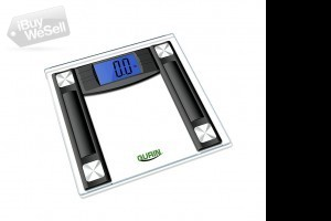 Digital Bathroom Scale at $13.50 on Amazon