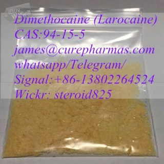 Dimethocaine supplier Larocaine CAS:94-15-5 Dimethocaine hcl safe shipping