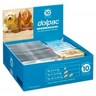 Dolpac Wormer Tablets For Medium Dogs 60 TABLET