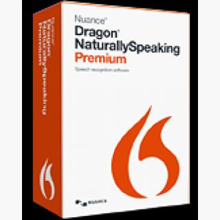 Dragon NaturallySpeaking 13 Premium, French - Physical Shipment