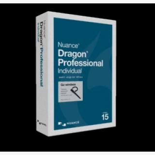 Dragon Professional Individual 15, Bluetooth (Physical version)