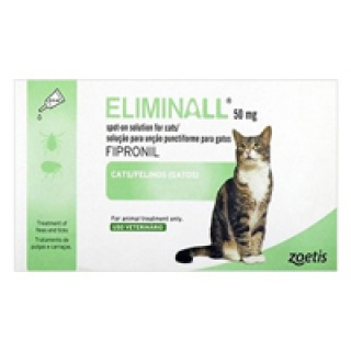 Eliminall Spot On for Cats 6 PACK