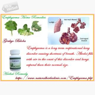 Emphysema Herbal Treatment