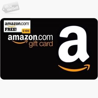 Enter for Free to Win a $100 Amazon Gift Card!