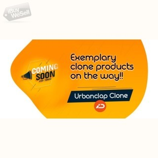 Exemplary urban clap clone on the way