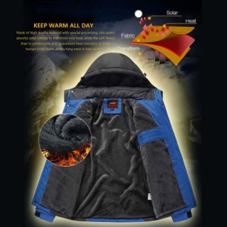 FH-1688 Men's Windproof Fleece Winter Outdoor Sport Jacket