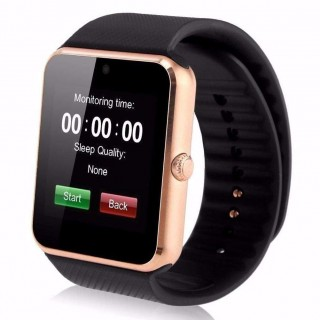 GT08 Bluetooth Bracelet Smartwatch SIM Card Watch with NFC Function