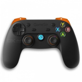 GameSir G3s 2.4GHz Wireless Bluetooth Gamepad Controller Joystick for PS3 Android Smartphone Tablet