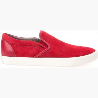 Geox SMART : DK RED - Mens USA