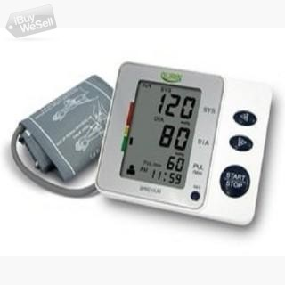 Gurin Upper Arm Digital Blood Pressure Monitor