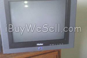 "Haier 20"" sd/hd tv"