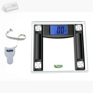 High Accuracy Digital Bathroom Scale
