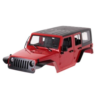 High Quality RC Rock Crawler 1/10 Crawler Car Shell for Axial SCX10 RC4WD D90 D110 Hard Plastic Whee