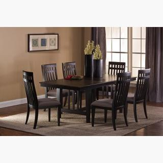 Hillsdale Copeland 7 PC Dining Set - 5566DTBC7