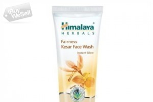 Himalaya Fairness Kesar Face Wash, 150ml