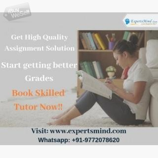 Hire Expertsmind Tutors for Best USA Assignment Help!