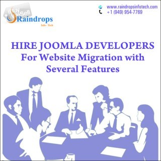 Hire Skilled Joomla Developers