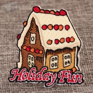 Holiday Fun Custom Patches