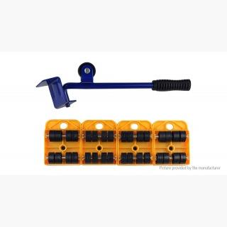 Home Furniture Moving System Furniture Lifter Wheel Mover Slider Kit