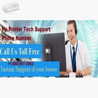 Hp Printer Tech Support Phone Number +1-888-597-3962
