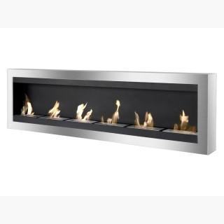 Ignis WMF-012 Maximum Wall Mounted Ventless Ethanol Fireplace