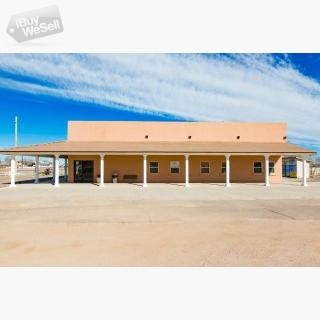 Incredible  opportunity to own an established commercial office building and vacant lot
