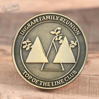 Ingram Family Antique Pins
