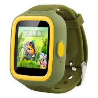Iradish Q5 MTK6261 with GPS Smart Watch for Kids Support IOS and Android Smartphone