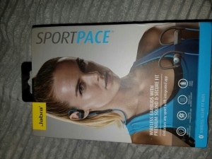 JABRA SPORTPACE WIRELESS BLUETOOTH HEADPHONES