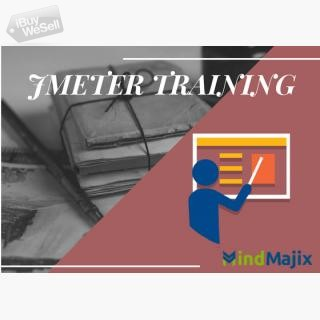 JMeter Training With Live Projects & Certification - FREE DEMO!!!