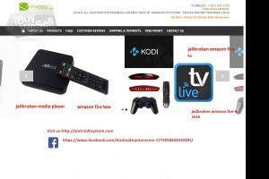 Jailbroken android ip tv box