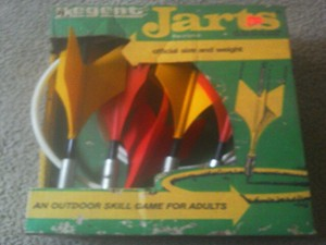 Jarts Regent official lawn darts