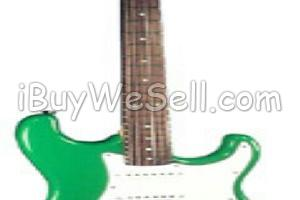 Johnsons electric guitar