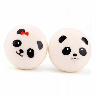 Jumbo Squishy Panda Bread Stress Relief Soft Toy for Kids and Adults 2PCS