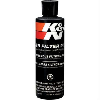 K&N Filter Air Filter Oil - 99-0533