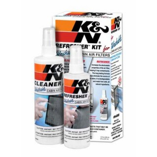 K&N Filter Cabin Filter Cleaning Care Kit - 99-6000