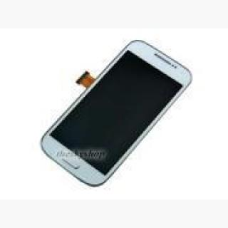 LCD Touch Display Screen Assembly f Samsung Galaxy S4 Mini i9190 i9195 White NE#2