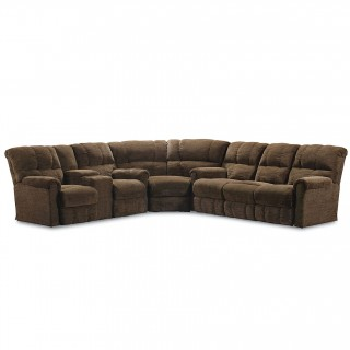 Lane Furniture FastLane Furniture Griffin Reclining Sectional