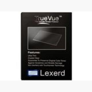 Lexerd - SonicBlue Carbon TrueVue Crystal Clear MP3 Screen Protector