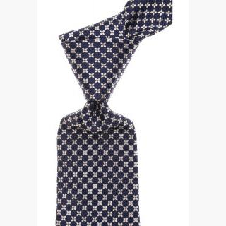 Liverano&Liverano Ties On Sale, Navy Blue, Silk, 2017