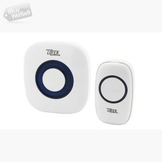 Liztek Wireless Doorbell 1 Remote 1 Receiver  on Groupon