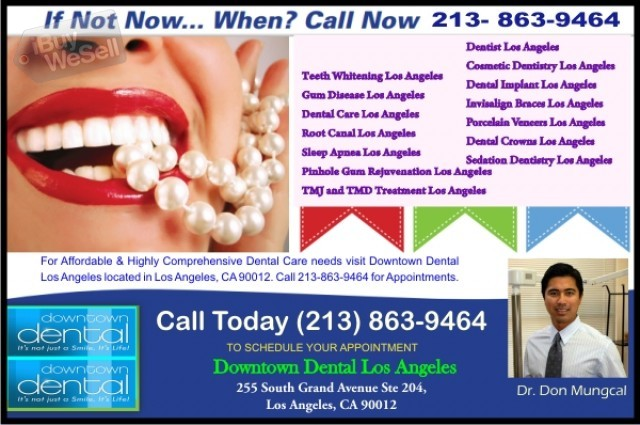Local Dentist in Los Angeles (California ) Los Angeles